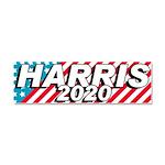Harris 2020 Car Magnet 10 X 3