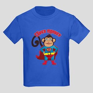 Super Monkey Kids Dark T-Shirt