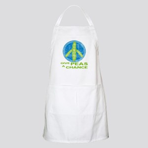 Give Peas a Chance Apron