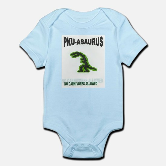 PKU-ASAURUS Apparel Infant Creeper