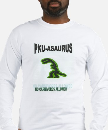 PKU-ASAURUS Apparel Long Sleeve T-Shirt