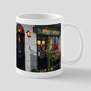 Sherlock Holmes Museum Mug