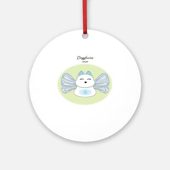 Fairy JumJum Ornament (Round)