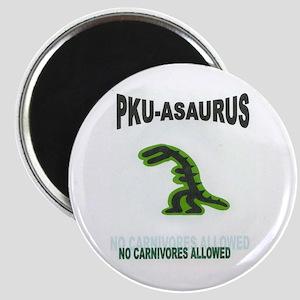 PKU-ASAURUS Magnet