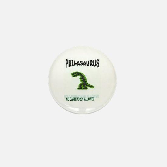 PKU-ASAURUS Mini Button