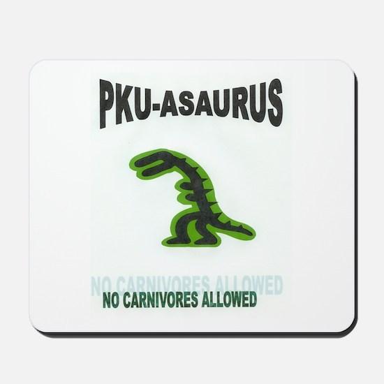 PKU-ASAURUS Mousepad