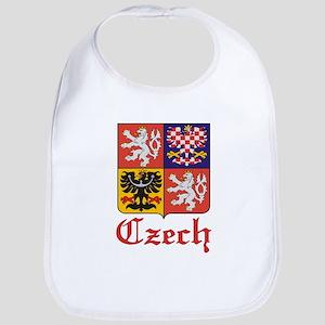 Czech Coat of Arms / Crest Bib