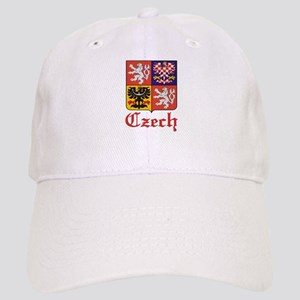 Czech Coat of Arms / Crest Cap