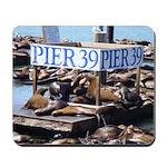 PIER 39 San Francisco Mousepad