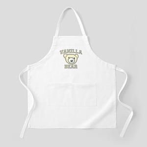 Vanilla Bear Apron