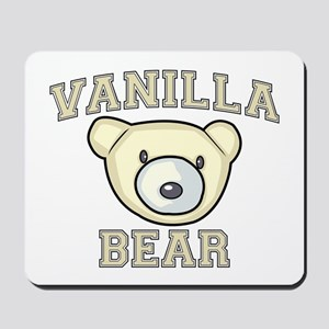 Vanilla Bear Mousepad