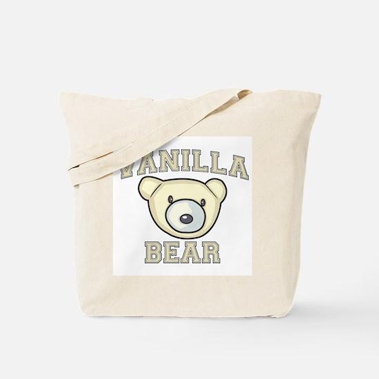 Vanilla Bear Tote Bag