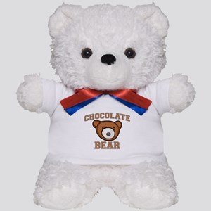 Chocolate Bear Teddy Bear