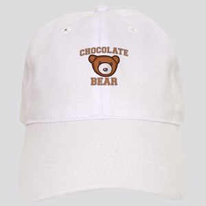 Chocolate Bear Cap
