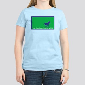 Equinely Guided Women's Light T-Shirt