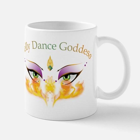 Belly Dance Shimmy Chic Mug