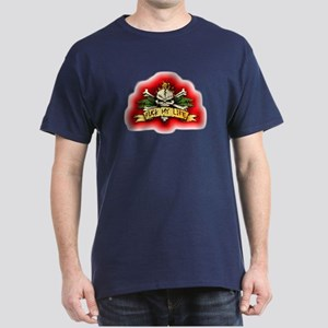 Fuck My Life Skull Dark T-Shirt