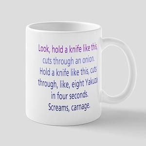 Screams, Carnage Mug