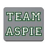 Team Aspie Mousepad