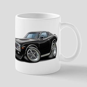 Charger Black Opera Top Mug