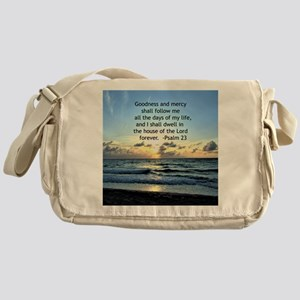 23RD PSALM Messenger Bag
