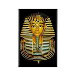 King Tut's Funerary Mask Magnet