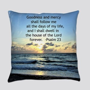 23RD PSALM Everyday Pillow