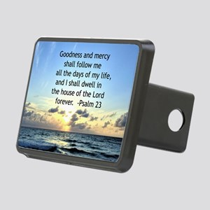 23RD PSALM Rectangular Hitch Cover