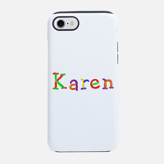 Karen Balloons iPhone 7 Tough Case