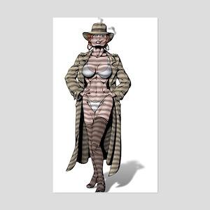 Inspector Sticker (Rectangle)