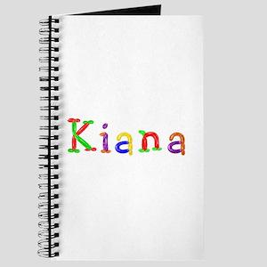 Kiana Balloons Journal