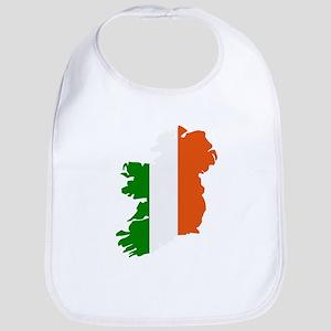 Ireland map Bib
