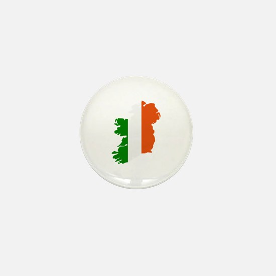 Ireland map Mini Button