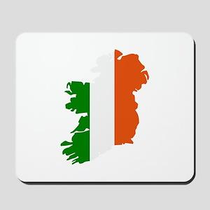 Ireland map Mousepad