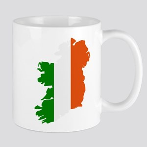 Ireland map Mug