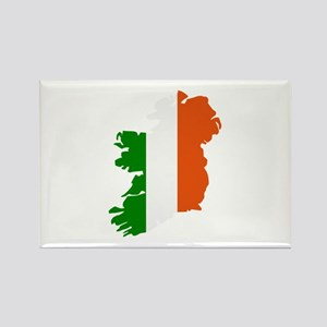 Ireland map Rectangle Magnet
