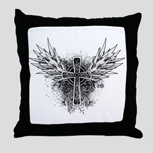 Rising Again Throw Pillow