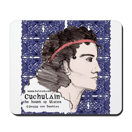 Cuchulain Mousepad