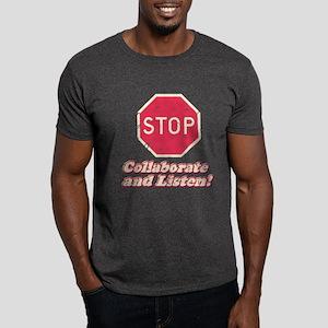 STOP! Dark T-Shirt