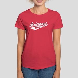 Brittanys Rule Women's Dark T-Shirt
