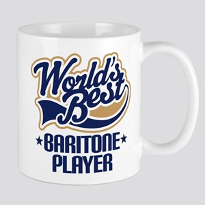 Worlds Best Baritone Player Mug