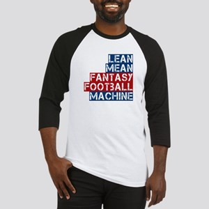 Fantasy Football Machine Baseball Jersey