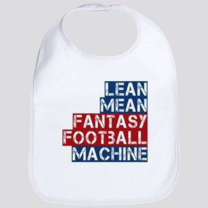 Fantasy Football Machine Bib