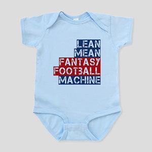 Fantasy Football Machine Infant Bodysuit
