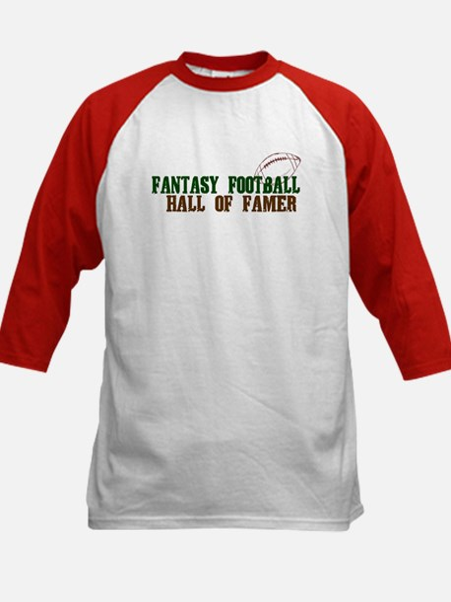 Fantasy Football Hall of Famer Kids Baseball Jerse
