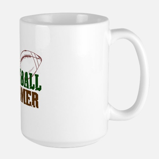 Fantasy Football Hall of Famer Large Mug