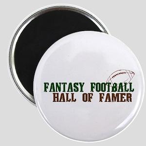Fantasy Football Hall of Famer Magnet