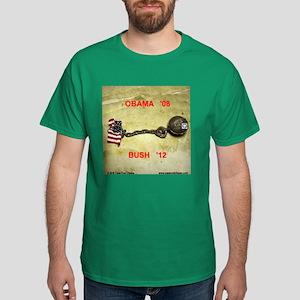 CAMPAIGN 2012 Dark T-Shirt
