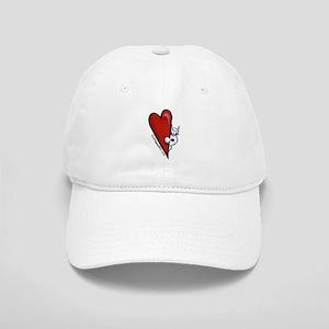 White Schnauzer Lover Cap