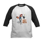 Falling star Kids Baseball Jersey